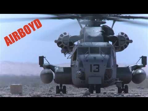 Marine Corps CH-53 Super Stallions