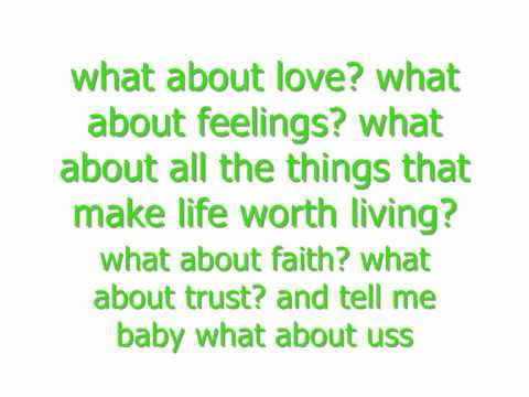 Lemar - What About Love [Lyrics]