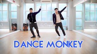 Dạy nhảy Fitness bài Dance Monkey Tiktok remix | Dancing with Minhx