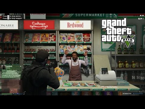 GTA V - Online - Good Old Dishonest Money