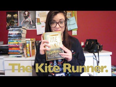 LET'S DISCUSS: The Kite Runner by Khaled Hosseini.