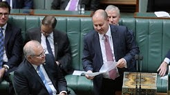 Coalition's income tax cuts pass parliament