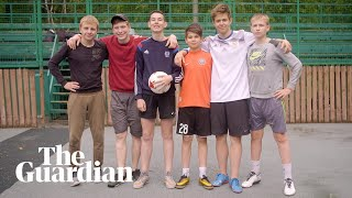 Cage football and the search for Russian football culture