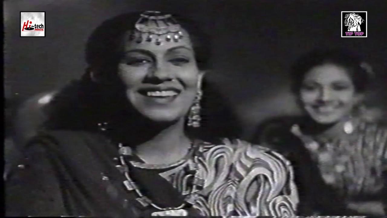 TERE LONG DA - INAYAT HUSSAIN BHATTI & MUNAWAR SULTANA - LAAREY - PAKISTANI FILM SONG