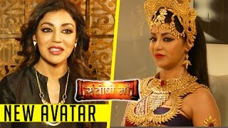 Debina Bonnerjee aka Poulomi Devi's NEW AVATAR | Santoshi Maa | EXCLUSIVE INTERVIEW