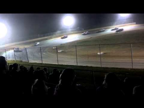Pure stock feature at Twin Cities Raceway Park