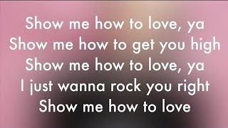 Example - Show Me How to Love (feat. Hayla) [Lyric Video]