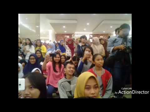 event 1st dream kpop dance cover  competition at Royal Plaza Surabaya