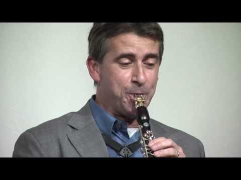 Дни современной музыки в Астрахани 2013 - мастер-класс Стефана Вермейрша