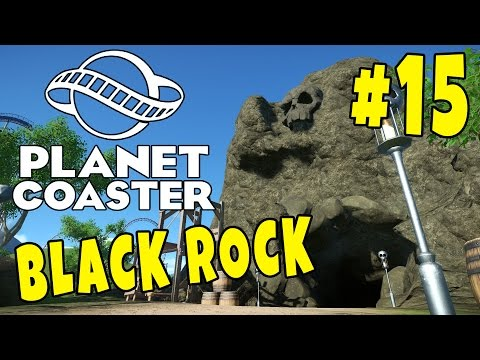 DETTE ER BLACK ROCK  - Planet Coaster #15