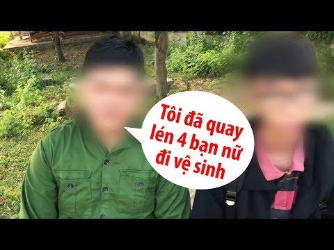 Thanh niên quay lén nữ sinh trong nhà vệ sinh Đại học Ngoại ngữ Đà Nẵng