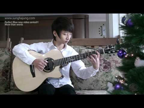 O Melhor do Mundo  - Sungha Jung -  violão HD