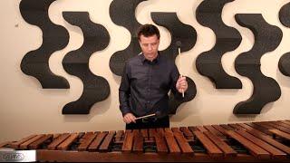 TMEA 2015 Percussion All-State Music: 2-Mallet Etude