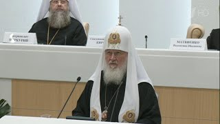 Дать отпор попыткам переписать историю ВОВ призвали участники Рождественских парламентских встреч.