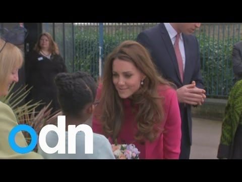 Kate's last appearance before royal baby birth