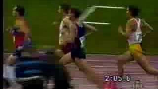 1996 Canadian 1500 Olympic trials