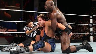 Jack Swagger vs. Titus O'Neil: WWE Superstars, February 13, 2015