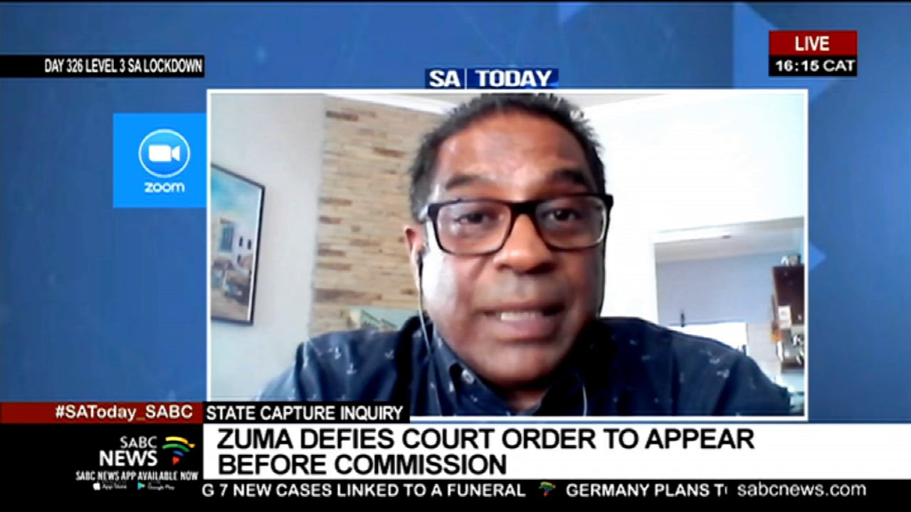 Download Zuma State Capture | Lawson Naidoo gives legal insight on Zuma's outcomes