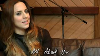 http://www.itunes.com/melaniec - The Sea is out now! Melanie talks ...