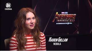 Karen Gillan Exclusive Interview