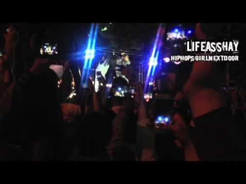 Kendrick Lamar #TPAB x Reebok #GetPumped Event || LIFE AS SHAY EXCLUSIVE