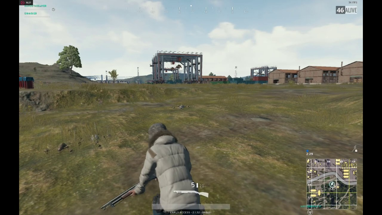 Player unknown Battlegrounds : Tommy gun revealed and Best ...