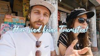 WIR SIND DIE EINZIGEN WEIßEN HIER! - Imphal & Loktakt Lake l Indien Weltreise 2019