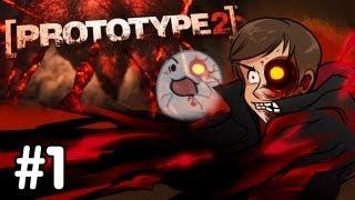 Prototype 2 Walkthrough Part 1 - MERCER VS. HELLER!! (Xbox 360/PS3/PC HD  Gameplay & Commentary)
