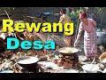 REWANG Kenduri MANTEN Tradisi Jawa Desa - Javanese Culture Village - Pakem Tamanmartani Kalasan [HD]