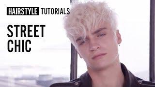 How to style street chic? by Maison Gérard Laurent | L'Oréal Professionnel tutorials