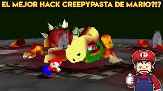 El Mejor Hack Creepypasta de Mario 64!?! - Videojuegos Aterradores Mario.EXE con Pepe el Mago (#11)
