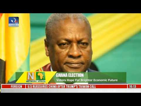 Network Africa: Candidates Rally Voters On Friday Ahead Of Ghana Election