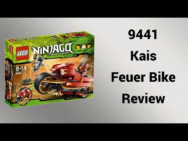 Achtung heiß!   9441 Kais Feuer Bike Review   Steinfreund2014
