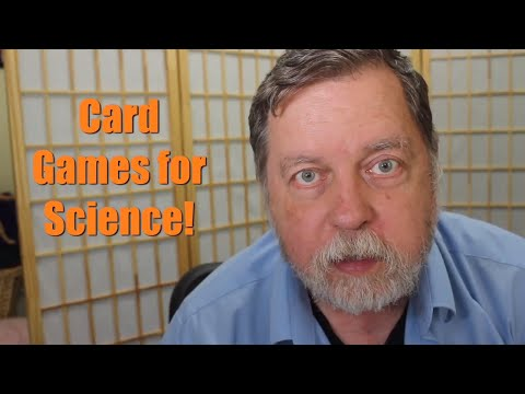 Science Card Games