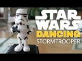 Star Wars Imperial March Space Opera Dancing Toy Stormtrooper