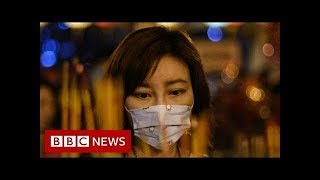 Coronavirus: First death outside China reported in Philippines - BBC News