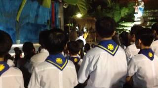 Độc tấu saxophone Uống nước nhớ nguồn - Cha Giuse Nguyễn Đình Nhiệm