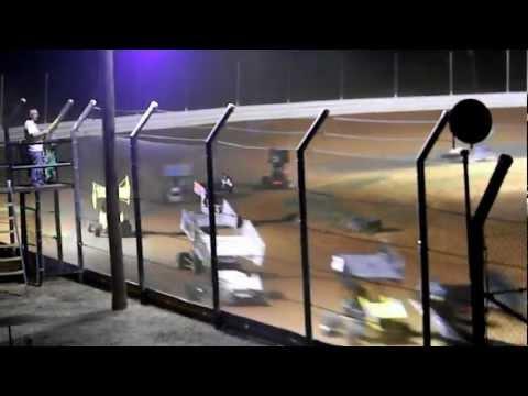 Doe Run Raceway 9/21/12 Feature Part 2
