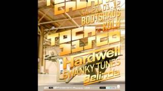 Tocacabana @ Bootshaus 21.01.2012 mit TOCADISCO, SWANKY TUNES & HARDWELL