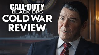 Call of Duty Black Ops: Cold War Review (Video Game Video Review)