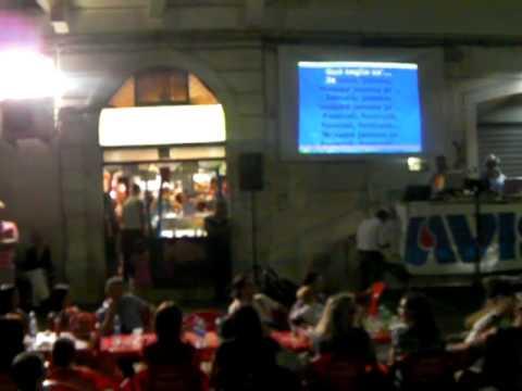 karaoke san domenico mola di bari canzoni di gruppo.MP4