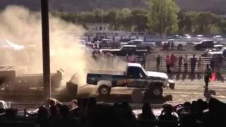 San Benito County Fair truck pulls 2013