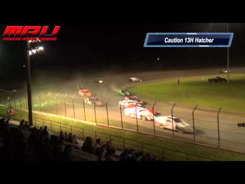 Modified Feature at Park Jefferson Speedway on July 25th, 2015