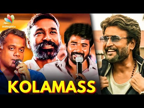 Thalaivar Rage ! : Dhanush, Sivakarthikeyan Reacts to Petta Teaser   Superstar Rajinikanth