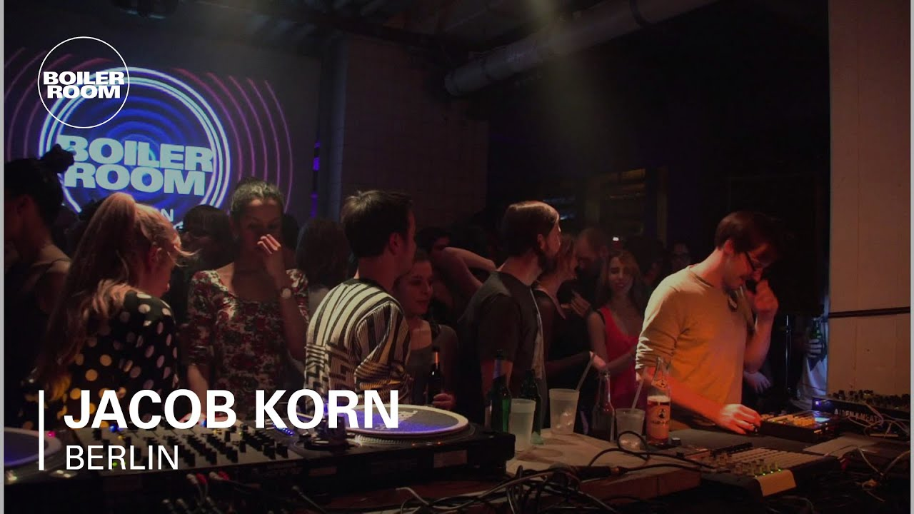 boiler room tv live jacob korn boiler room berlin live show 17589