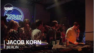 Jacob Korn Boiler Room Berlin LIVE Show