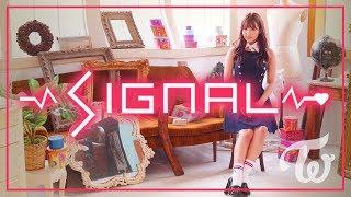 """【三上悠亜】TWICE(트와이스) """"SIGNAL""""【Dance Cover / 踊ってみた】"""