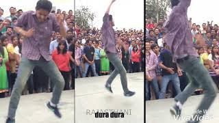 Dura dura funny dance