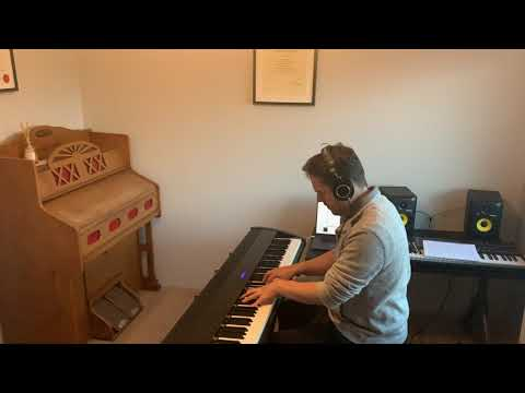 Everything Changes From Waitress Sara Bareilles Piano Cover Youtube