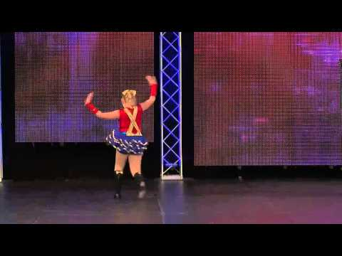 Competitive Jazz Solo-East County Performing Arts Center